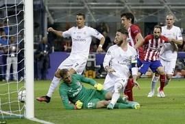 Thành Madrid nín thở khi Real – Atletico tái đấu