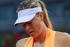 Mất suất đến Pháp, Sharapova bỏ cuộc ở Rome Open