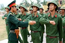 Quy định mới về chế độ nghỉ phép hằng năm đối với sĩ quan quân đội