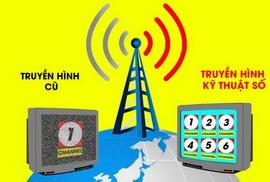 Thêm 15 tỉnh thành sẽ ngưng phát sóng truyền hình analog từ 15-8