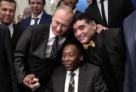 Vào bảng nhẹ World Cup 2018, Nga bị nghi ngờ