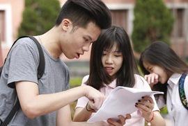 Nên đổi số môn trong bài thi tổ hợp