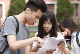 Thêm nhiều trường ĐH tại TP HCM công bố điểm chuẩn