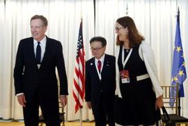 Mỹ - EU - Nhật tăng sức ép lên Trung Quốc