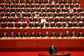 Ông Tập Cận Bình: Trung Quốc là cường quốc hàng đầu vào năm 2050