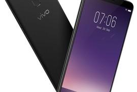"VIVO V7+: Smartphone tầm trung selfie 24 'chấm"""