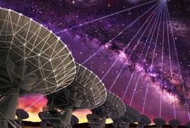Phát hiện 11 tín hiệu nghi người ngoài hành tinh phát ra