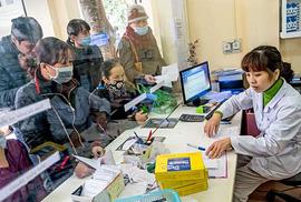 Số hóa hệ thống y tế