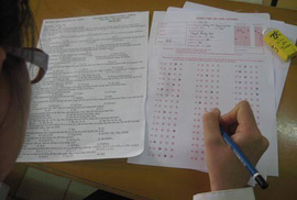 Đáp án chính thức các môn thi tốt nghiệp PTTH