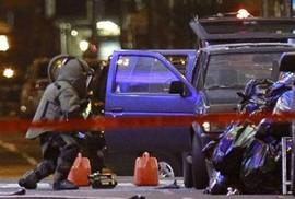 New York săn lùng chủ nhân xe bom