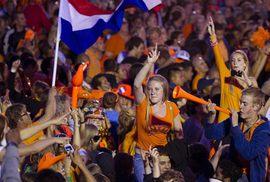 Cơn sốt da cam ở Hà Lan
