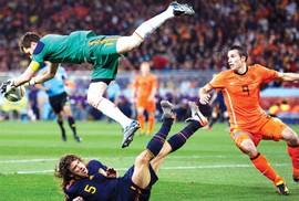 Tây Ban Nha vô địch