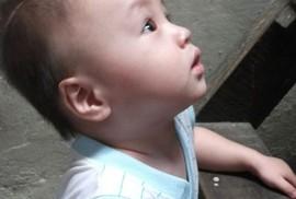 Minh Huy tròn 2 tuổi