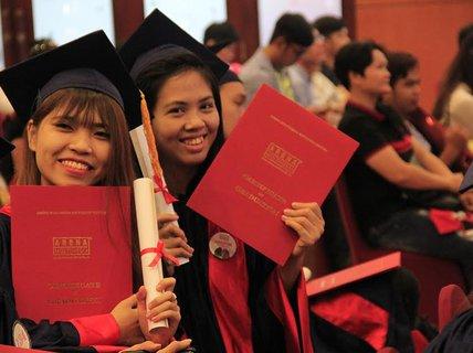 85% học viên Arena Multimedia có việc làm trước khi tốt nghiệp