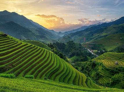 Mù Cang Chải lọt top 10 địa danh đẹp nhất thế giới