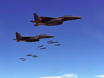 Hàn Quốc có loại bom khống chế Triều Tiên?