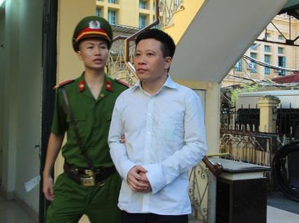 Hà Văn Thắm gửi đơn kháng cáo dài 9 trang viết tay