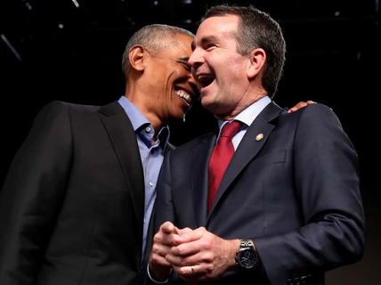 Đám đông hào hứng đón ông Obama tái xuất