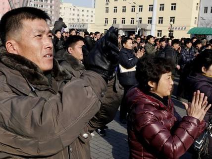 """Trung Quốc """"tăng cường trấn áp"""" người đào tẩu Triều Tiên"""