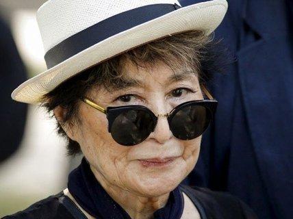 Vợ John Lennon kiện hãng sản xuất nước uống lấy tên chồng