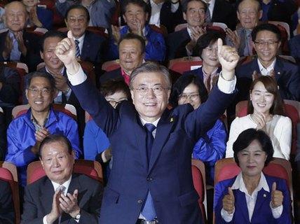 Hàn Quốc sắp có tổng thống mới