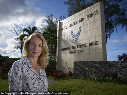 Có gì bên trong các căn cứ Mỹ trên đảo Guam?