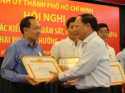 TP HCM: Kiểm tra, giám sát đối với 76 tổ chức Đảng