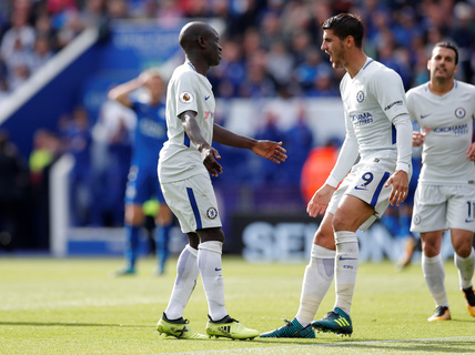 Thắng 3 trận liền, Chelsea vào tốp 3