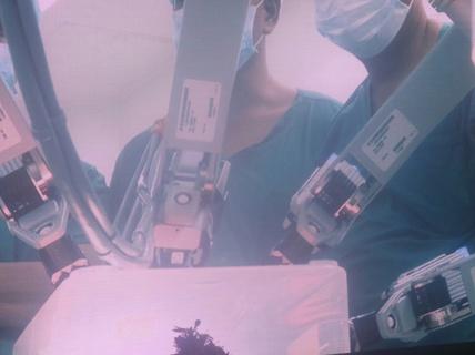 Bệnh viện Chợ Rẫy triển khai robot điều trị ung thư