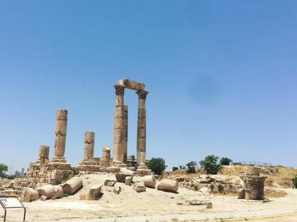 Amman - Sự quyến rũ bí ẩn giữa Trung Đông