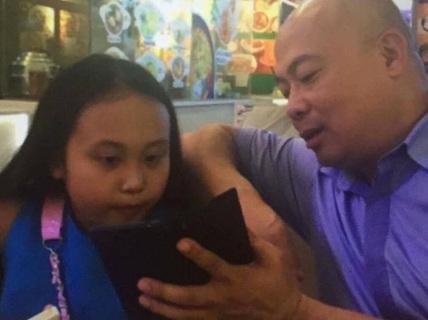 Phương Thanh lần đầu tiết lộ bố của con gái