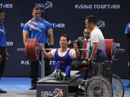 Việt Nam phá 10 kỷ lục tại ASEAN Para Games 2017