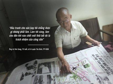 Sao chưa di dời sân golf Tân Sơn Nhất?