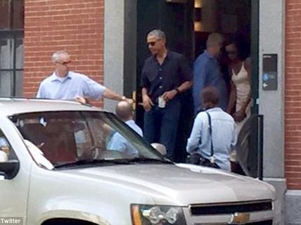 Con gái ông Obama vào ký túc xá ĐH Harvard
