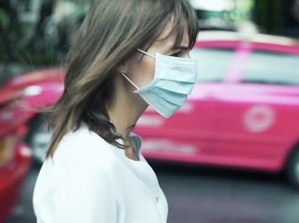 """Đi bộ trên phố ô nhiễm chỉ là """"công dã tràng"""""""