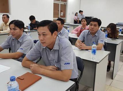 Nâng cao kỹ năng nghề cho công nhân