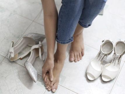 Đi giày: Chuyện không nhỏ