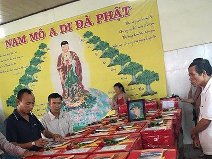 """38 năm, nhớ """"Đội quân nhà Phật"""""""