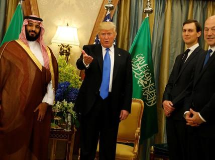 "Ả Rập Saudi ""giăng bẫy"" Mỹ?"