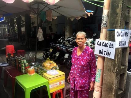 Đằng sau thức uống có một không hai ở Sài Gòn