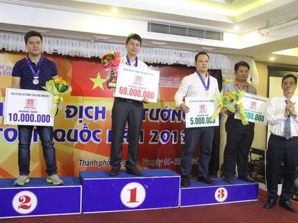 Tan tác cờ tướng Hà Nội