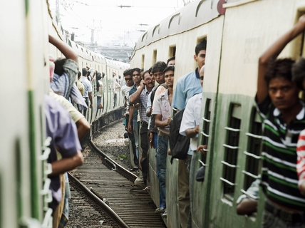 Dân số thế giới tăng chóng mặt