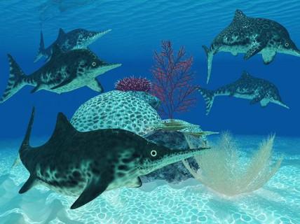 """Khai quật """"quái vật biển"""" đã ngủ yên 150 triệu năm"""