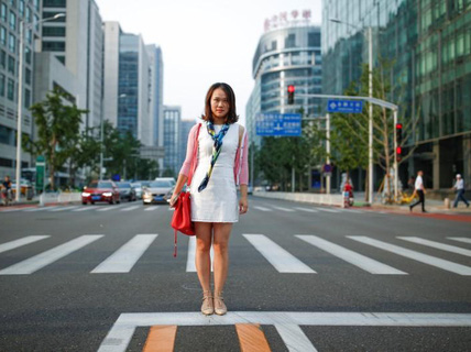 """""""Thế hệ bong bóng"""" ở Trung Quốc"""