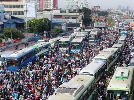 Thủ tướng đồng ý cơ chế đặc thù để TP HCM chống ùn tắc