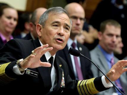 Mỹ: Đô đốc Harry Harris sắp rời vị trí