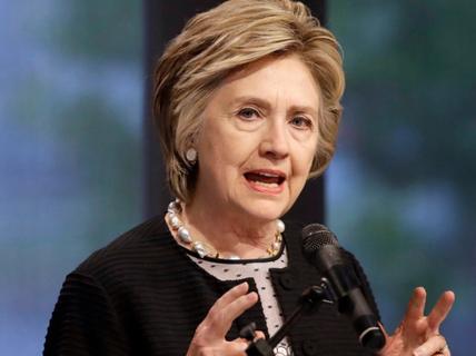 Bà Clinton cảnh báo về cuộc chiến với ông Kim Jong-un