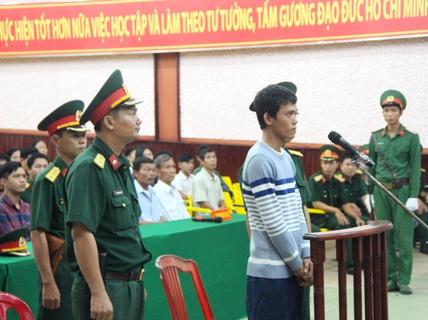 Kẻ giết quân nhân ở Phú Quốc lãnh án 19 năm tù