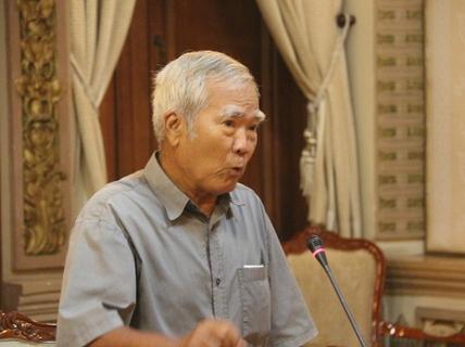 Chủ tịch Nguyễn Thành Phong: Giải quyết có lợi nhất cho dân