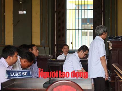 Nguyên Trưởng Phòng Công Thương tham ô xin giảm án